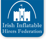 Member of the Irish Inflatable Hirers Federation - click to visit website