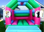 12 Foot by 12 Foot Scooby Doo Bouncing Castle